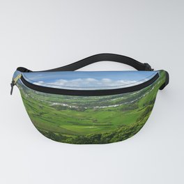 Azores islands landscape Fanny Pack