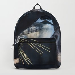 December Chickadee Backpack