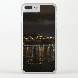 DUEROS' LIGHTS Clear iPhone Case