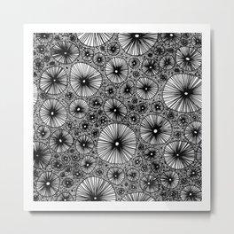 Black Holes Metal Print