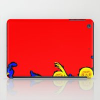 hell iPad Cases featuring Hell by Alec Goss