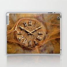 Tempus fugit ! Laptop & iPad Skin