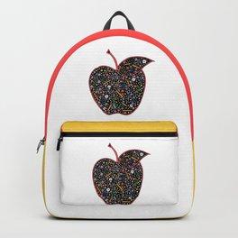 Teacher's Apple colour Backpack