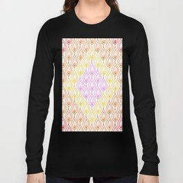 Leafy colours Long Sleeve T-shirt