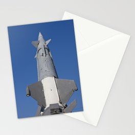 missile Stationery Cards