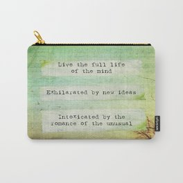 Intoxicated By Romance Carry-All Pouch