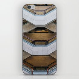 The Symmetry of the Shanghai Museum iPhone Skin