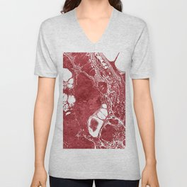 Wonderful Splatter C Unisex V-Neck