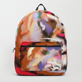STAY STRONG AND CURIOUS Backpack