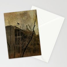 Grungy Old Shed Stationery Cards