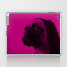 Pink Pug Laptop & iPad Skin