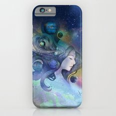 A thousand worlds on my mind Slim Case iPhone 6