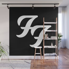 FooFighters Wall Mural