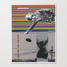 Collage #6 Canvas Print