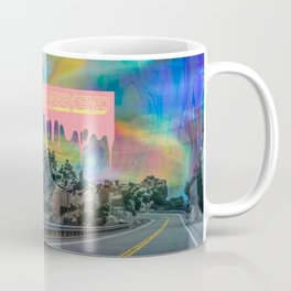 Weekend Drive - John Mayer's Love On The Weekend Coffee Mug