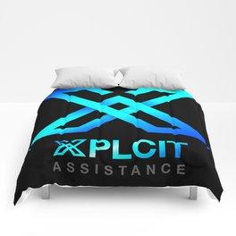 X Comforters
