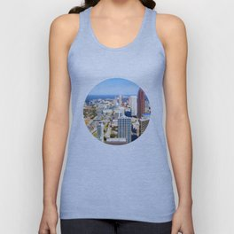 Atlanta Downtown Unisex Tank Top