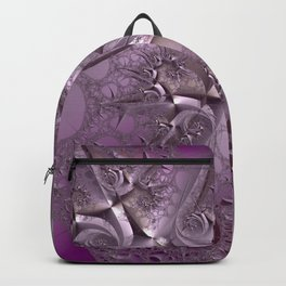Cool Romance - Eternal love in the universe of fractals Backpack