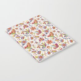 Otomi folk Notebook