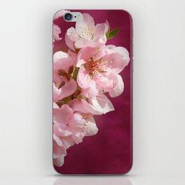 Peachblossom iPhone Skin