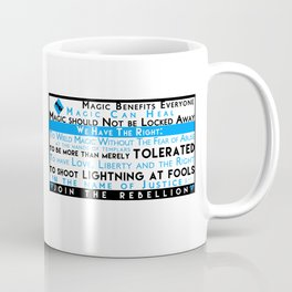 Dragon Age- Ander's Manifesto Coffee Mug