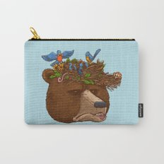 Mr Bear's Nature Hat 2017 Carry-All Pouch