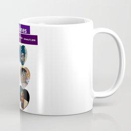 In Memoriam: Erlene Jones Coffee Mug