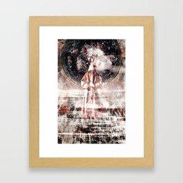 Adonai Framed Art Print