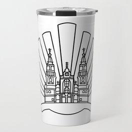 Santiago de Compostela Travel Mug