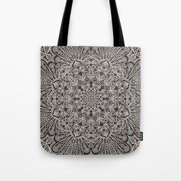 Spring Mandala III Tote Bag