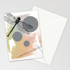 Dragonfly (variant) Stationery Cards