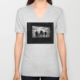 Looting NYC 2020 Unisex V-Neck