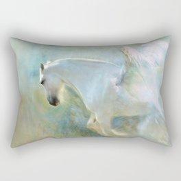 Angelic Pegasus Rectangular Pillow