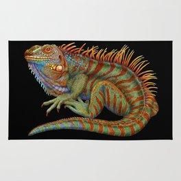 Iguana 2 Rug