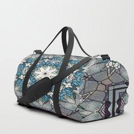 Art Deco Mandela Duffle Bag