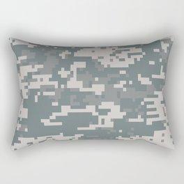 Digital Camouflage Rectangular Pillow