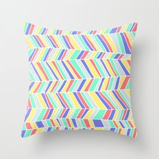 Beach Blanket 1 Throw Pillow