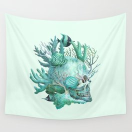 Full Fathom Five  Wall Tapestry