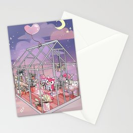 ACNH cute Stationery Cards