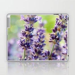 Lavender Flowers #1 #floral #art #society6 Laptop & iPad Skin