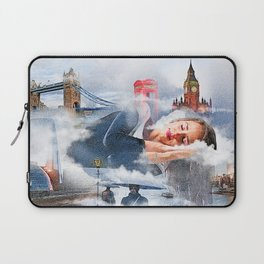 Dreaming Of London. Laptop Sleeve