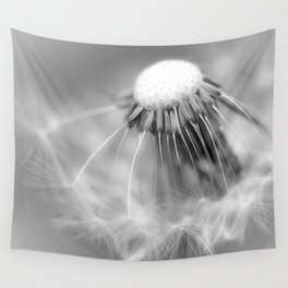 Dandelion Whispers Wall Tapestry