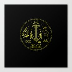 new sailor Canvas Print