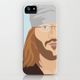 Infinite Jest iPhone Case