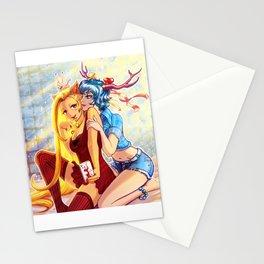Iluvu! Stationery Cards