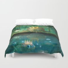 Crown Prince Duvet Cover