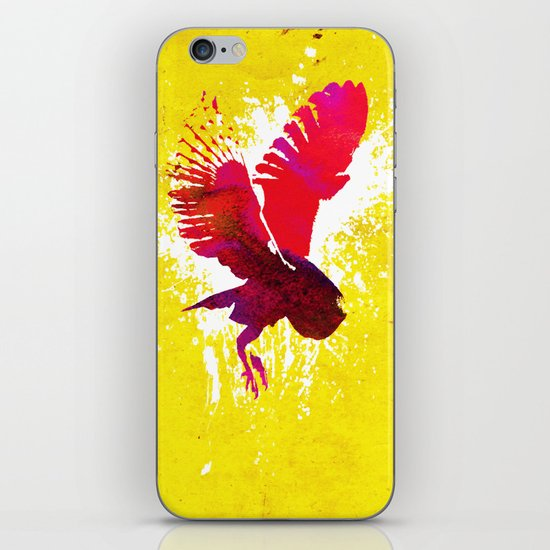 Natural Flight iPhone & iPod Skin