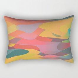 Fairytale Sunset Rectangular Pillow