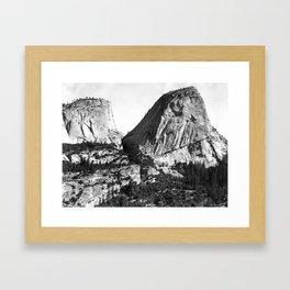 Broderick Liberty Cap Yosemite Framed Art Print