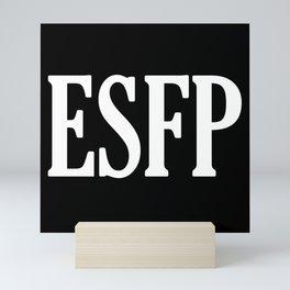 ESFP Mini Art Print